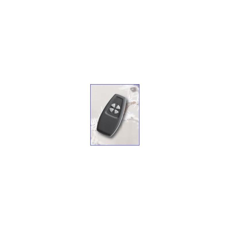 Vanne à sphère V490 Ø 12/17 Mâle-Mâle – Poignée plate
